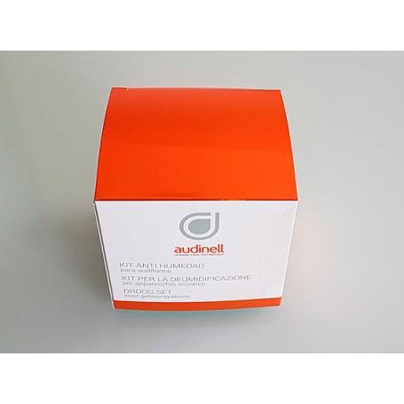 1 Kit deshumidificador Audinell para audífonos y PSA asistente de escucha