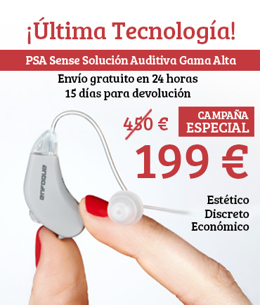 audífonos Oferta Especial 199